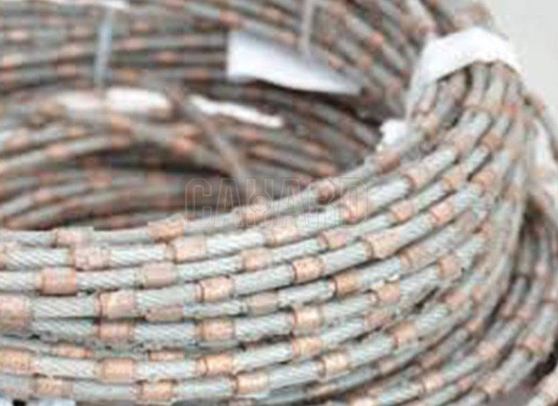 金刚石组合绳锯